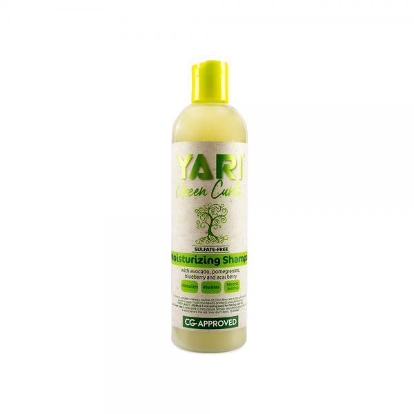 Yari Green Curls – Sampon hidratant fara sulfati 355 ml