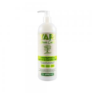 Yari Green Curls – Balsam fara clatire intens hidratant 500 ml