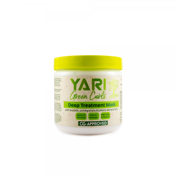 Yari Green Curls – Masca intens hidratanta 475 ml