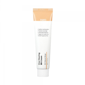 Purito – Cica Clearing BB Cream #23 Natural Beige SPF38/PA+++