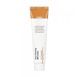 Purito – Cica Clearing BB Cream, #27 Sand Beige, SPF38/PA+++ 30 ml