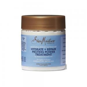 Shea Moisture - Tratament hidratant si reparator cu miere de Manuka si iaurt 227 ml