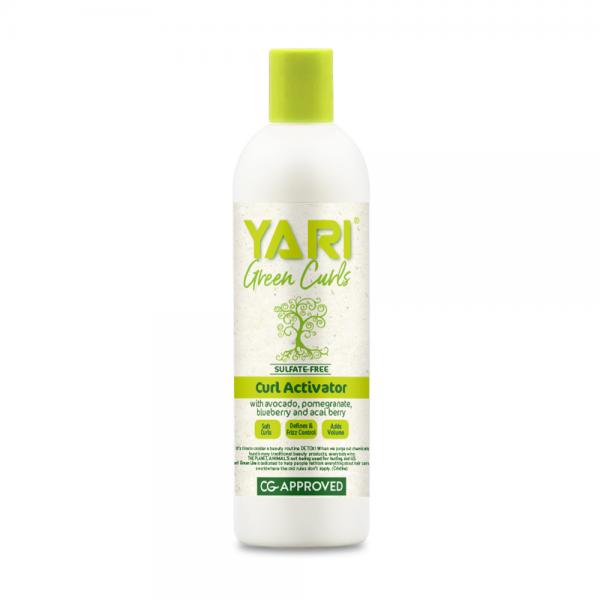 Yari Green Curls – Activator de bucle 355 ml